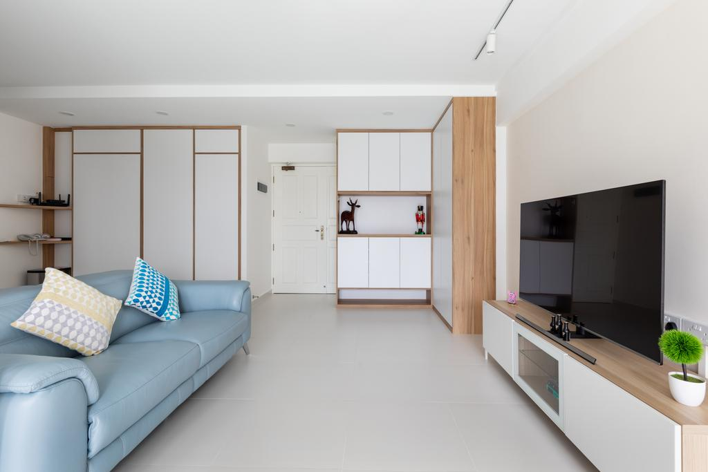 Modern, HDB, Boon Tiong Road, Interior Designer, Starry Homestead, Minimalistic