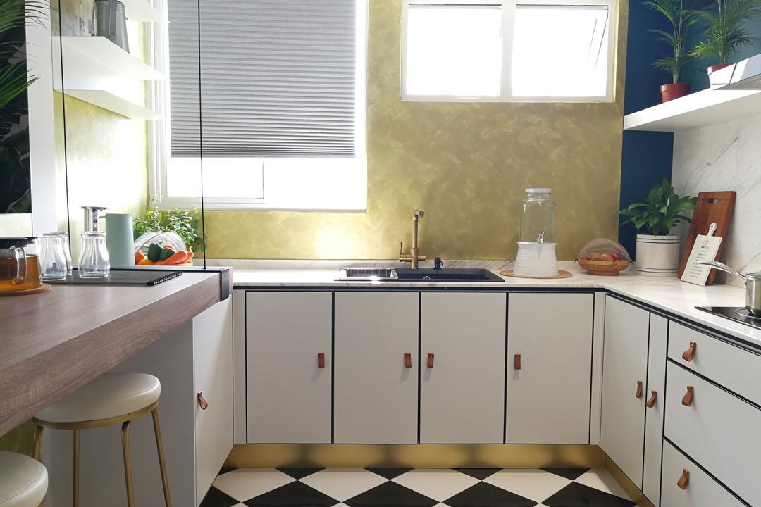 Vina Residency, Cheras by Lora Kitchen Design