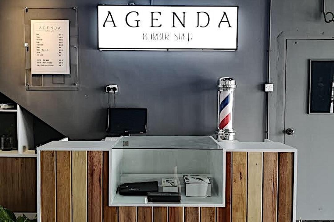 Agenda Barber Shop