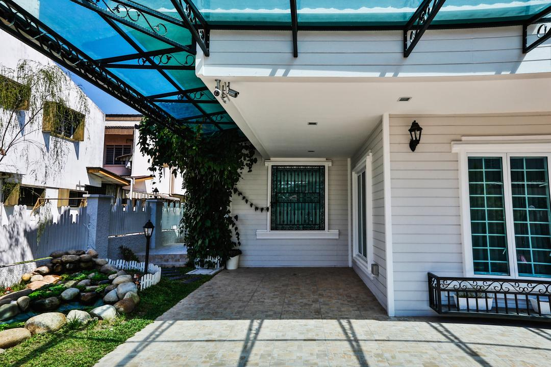 Practical Tips On Designing Your Car Porch Driveway Qanvast