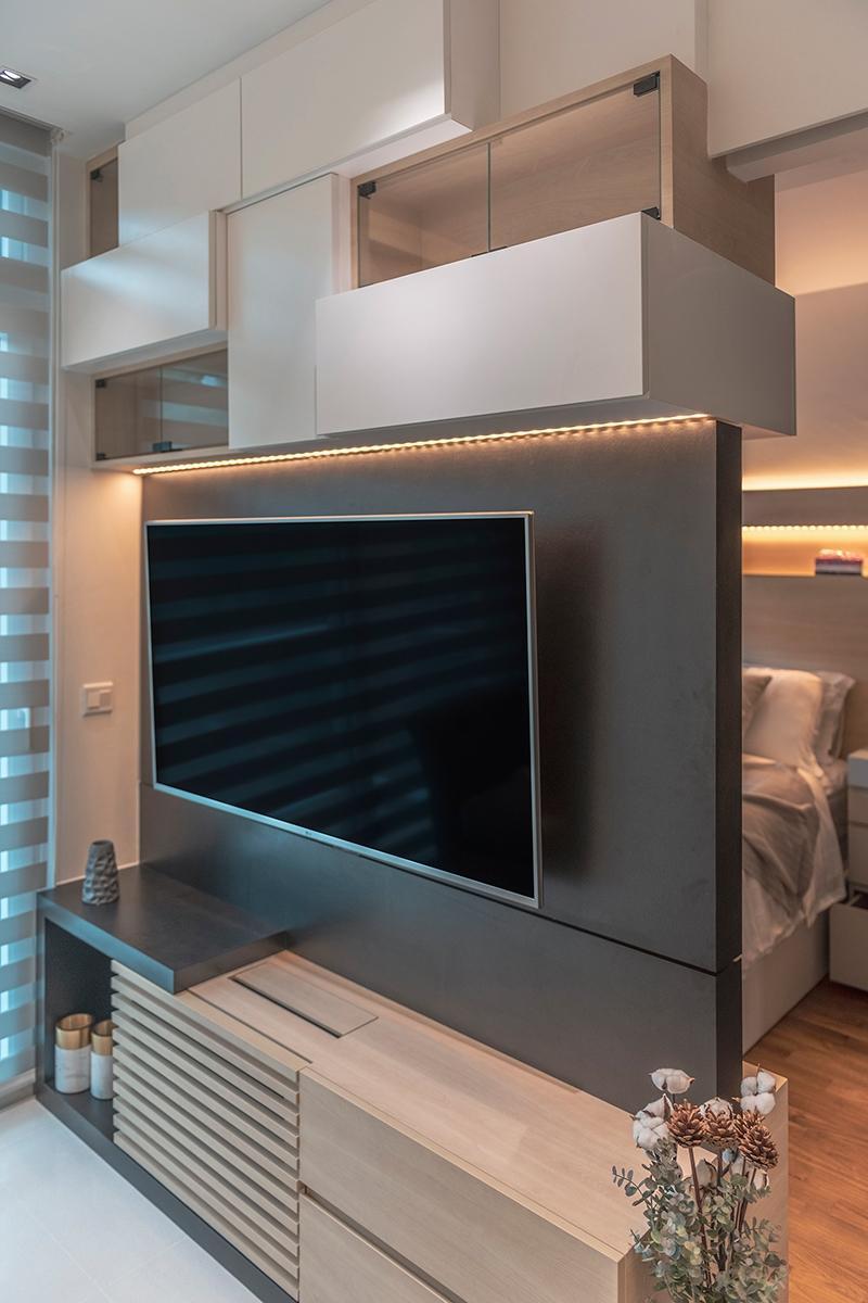 small home layout ideas Singapore HDB condominium