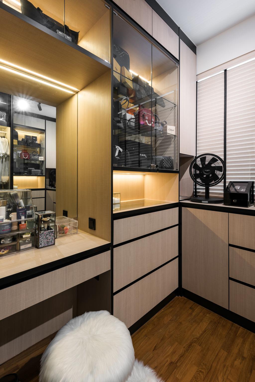 Modern, Condo, Bedroom, Signature @Yishun, Interior Designer, The Interior Place