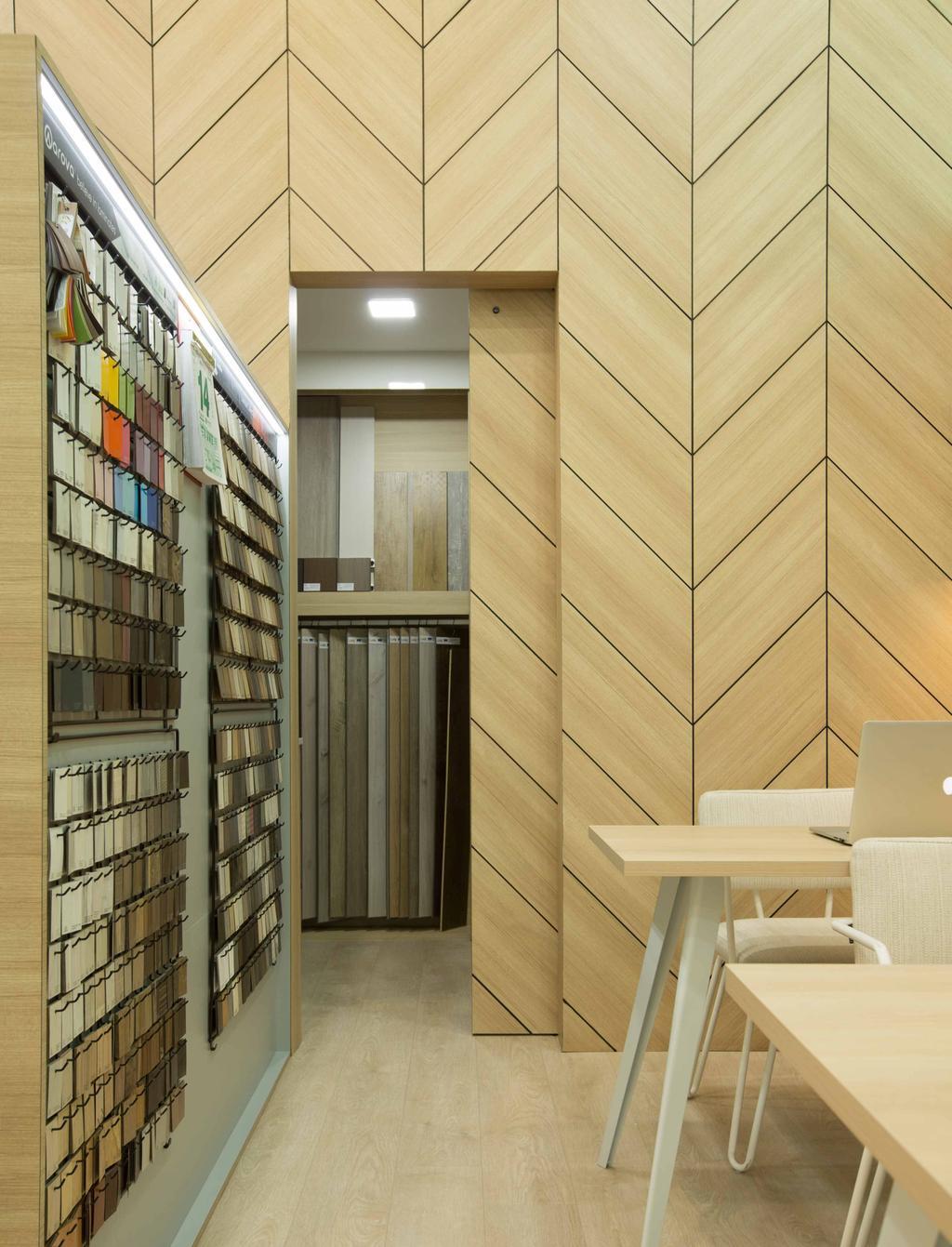Imposed Design Showroom, Commercial, Interior Designer, Imposed Design, Scandinavian