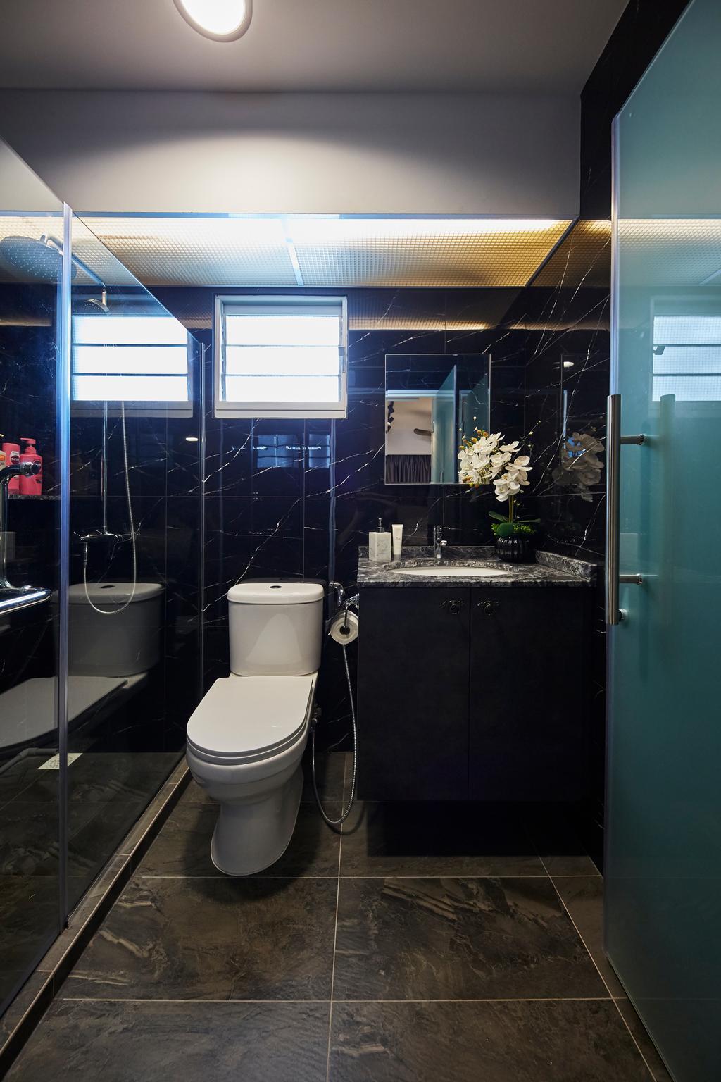 Contemporary, HDB, Bathroom, Teck Ghee Parkview, Interior Designer, The Interior Lab