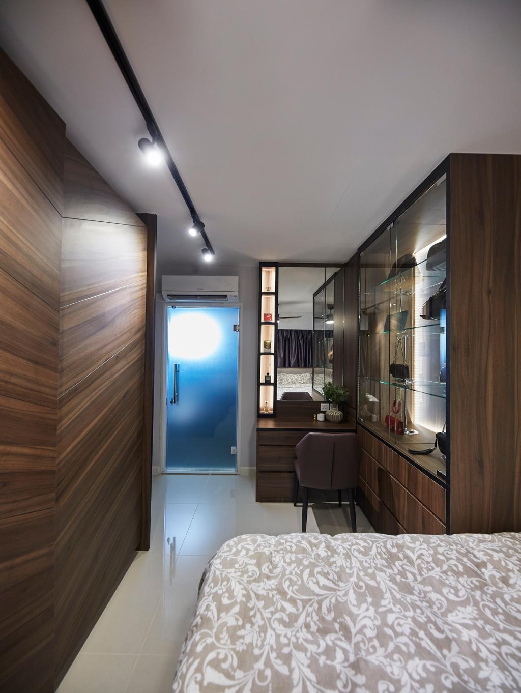Contemporary, HDB, Bedroom, Teck Ghee Parkview, Interior Designer, The Interior Lab