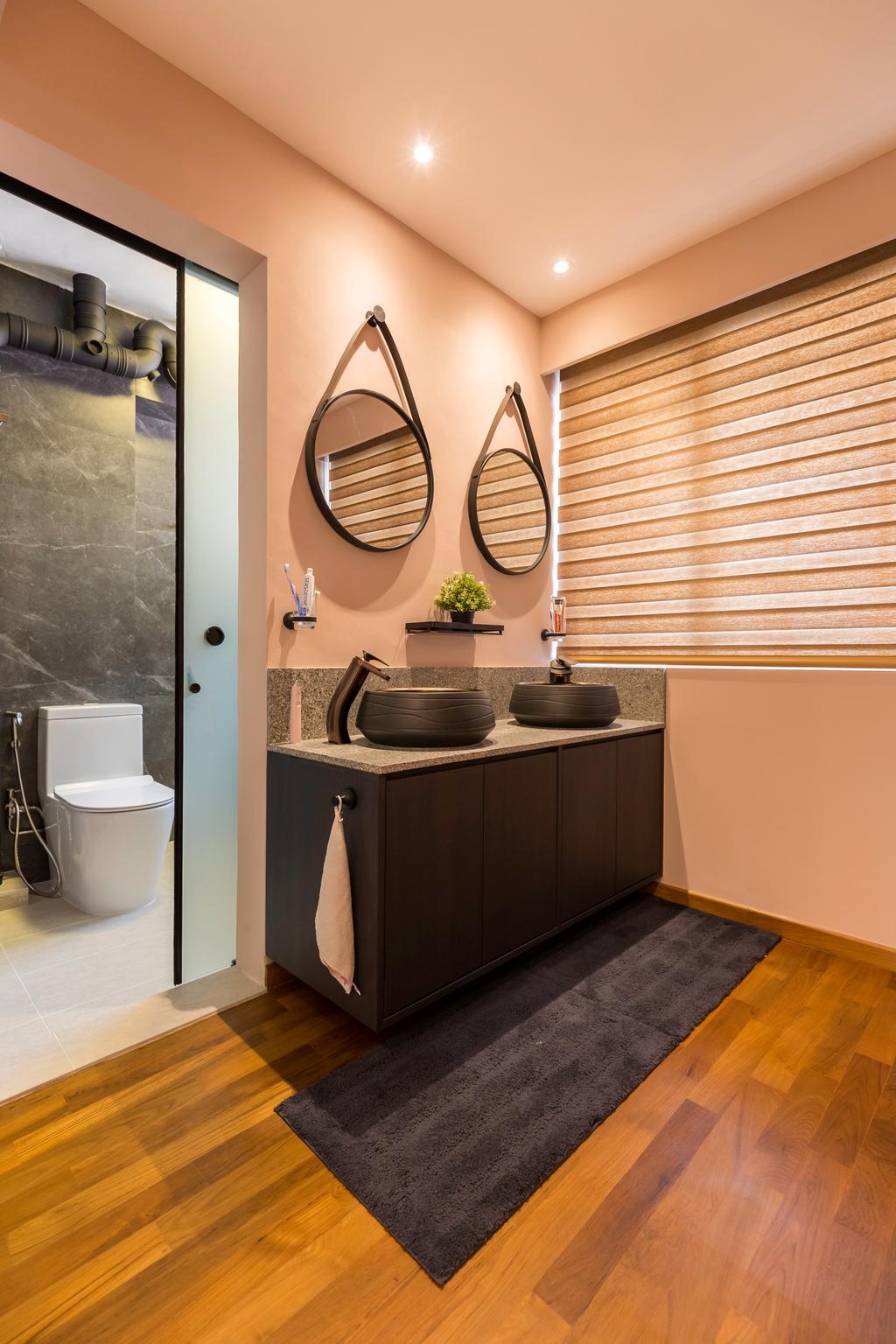 Modern, HDB, Bathroom, Bishan Street 22 (Block 251), Interior Designer, The Interior Place