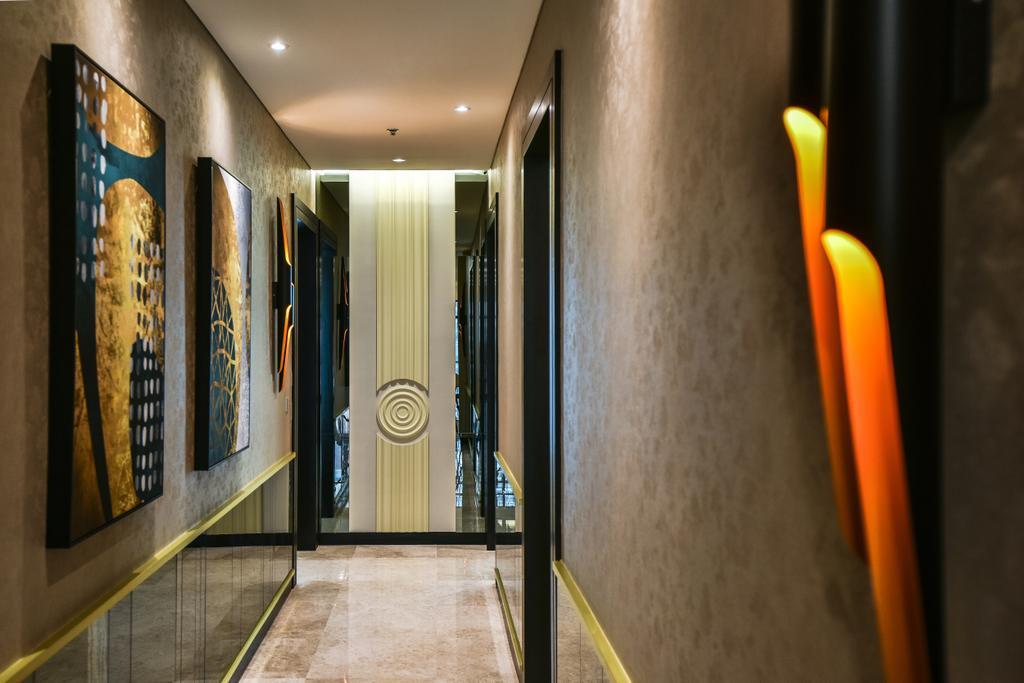 Contemporary, Condo, Ritz Carlton Residence, Kuala Lumpur, Interior Designer, Blaine Robert Design Sdn. Bhd., Modern