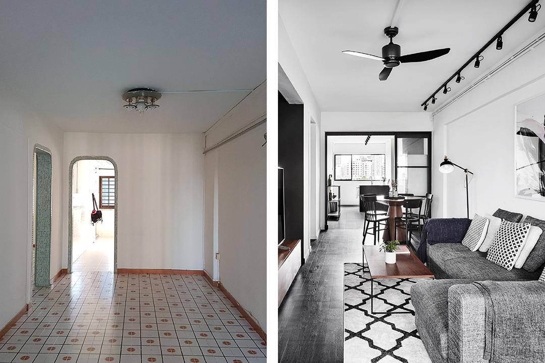 renovation singapore home before and after 14