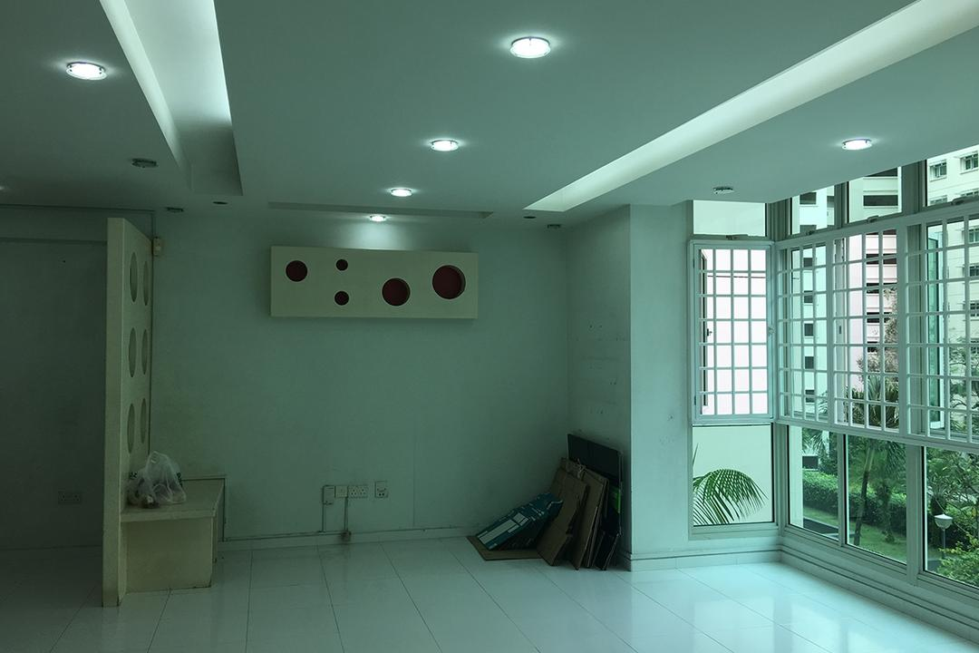 renovation singapore home before and after