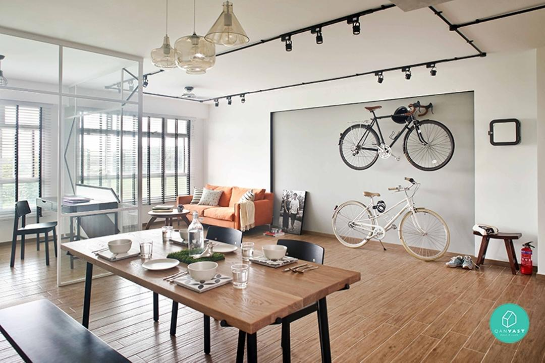 10 Happily-Ever-After Homes For The Newlywed