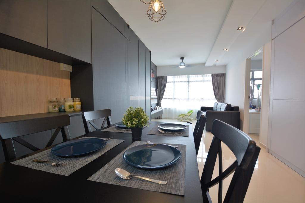 Contemporary, HDB, Bukit Batok West Avenue 8 (Block 440B), Interior Designer, Diva's Interior Design