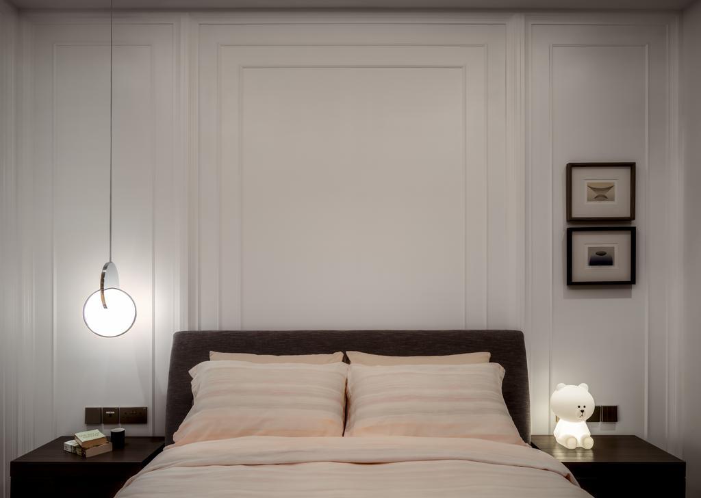 Modern, Condo, Bedroom, Bishopsgate Residences, Interior Designer, Summerhaus D'zign, Contemporary