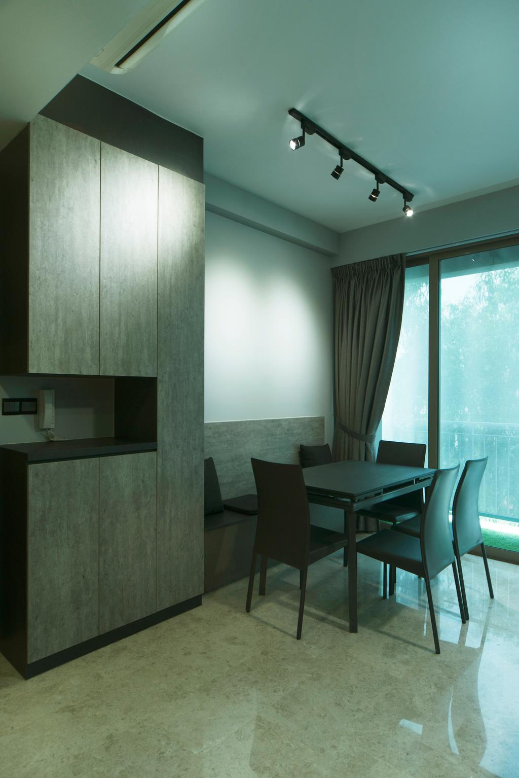 Modern, Condo, Dining Room, The Florentine, Interior Designer, Cozy Ideas Interior Design