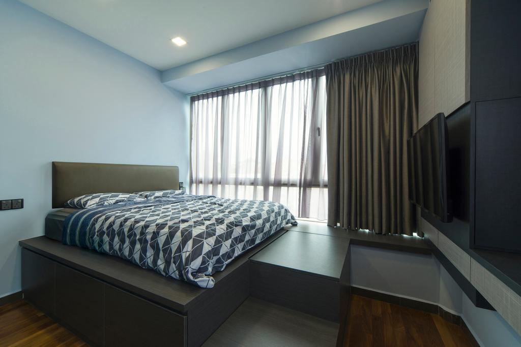 Modern, Condo, Bedroom, The Florentine, Interior Designer, Cozy Ideas Interior Design