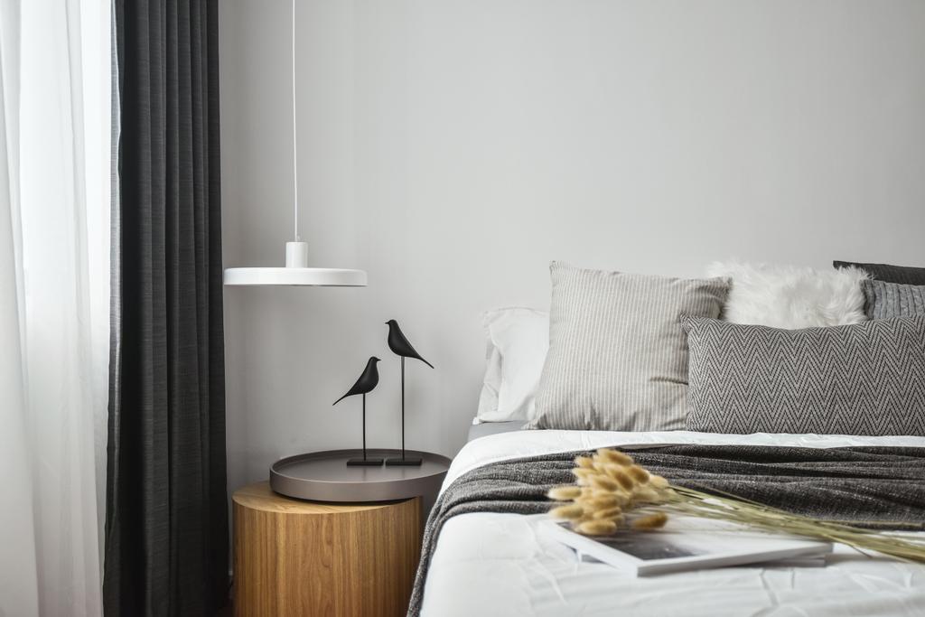Contemporary, Landed, Bedroom, Cradelton Eco Majestic, Semenyih, Interior Designer, PINS Studio