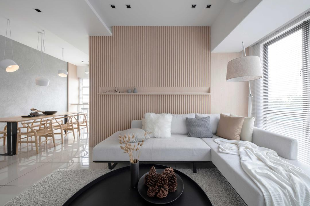 Ayden Town House, Sepang by PINS Studio
