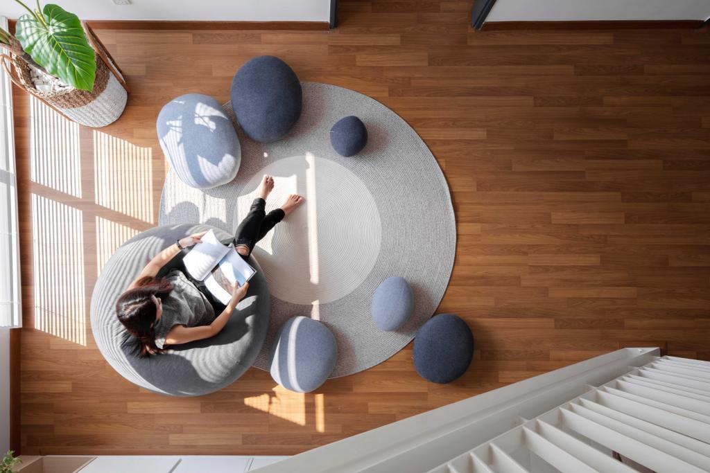 Minimalistic, Landed, Ayden Town House, Sepang, Interior Designer, PINS Studio