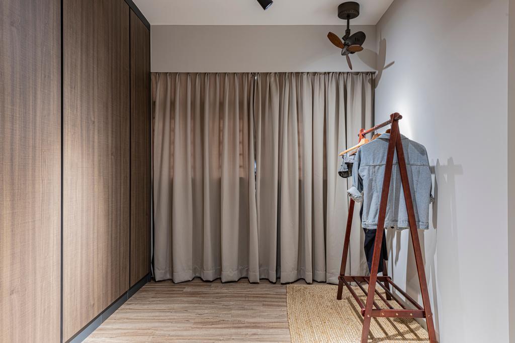 Modern, HDB, Bedroom, Bukit Batok West Avenue 6, Interior Designer, Zenith Arc, Scandinavian