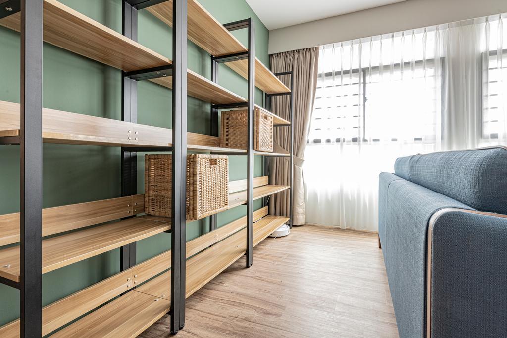 Modern, HDB, Bukit Batok West Avenue 6, Interior Designer, Zenith Arc, Scandinavian