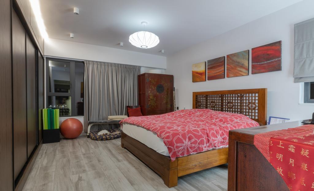 私家樓, 睡房, 華亭閣, 室內設計師, Leehar Home