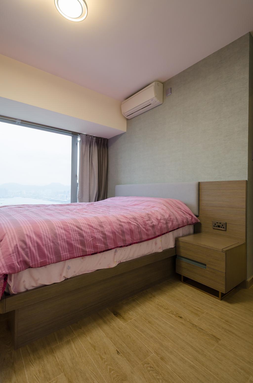 摩登, 私家樓, 睡房, 嘉亨灣, 室內設計師, Epic, 簡約
