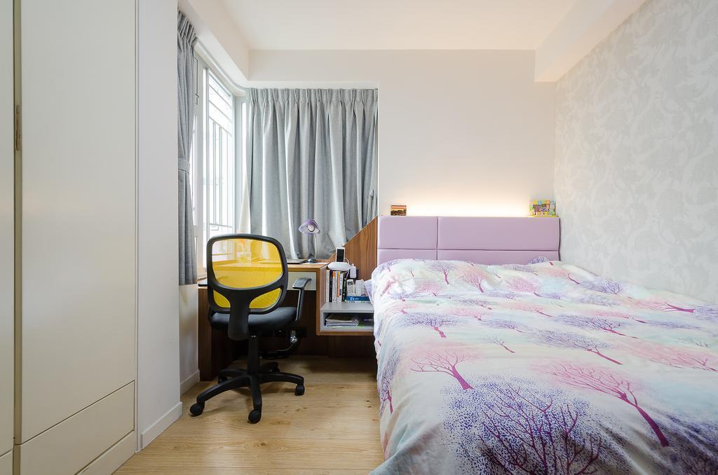 摩登, 私家樓, 睡房, 城市花園2座, 室內設計師, Epic, 簡約