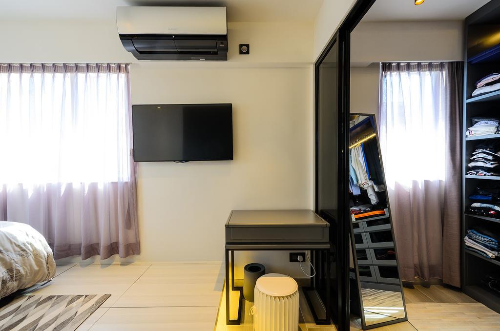 簡約, 私家樓, 睡房, 寶雲閣, 室內設計師, Epic, 摩登
