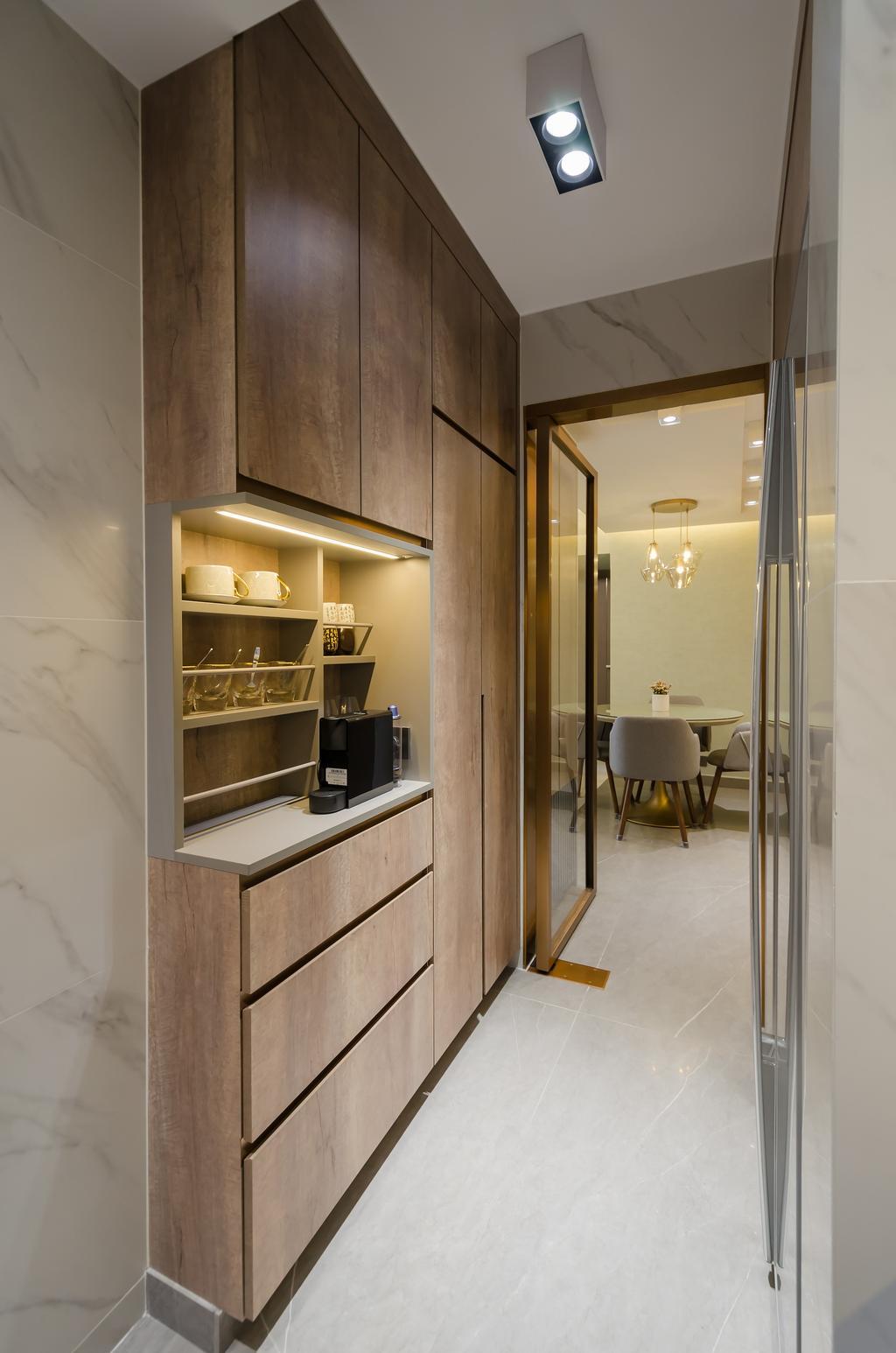 簡約, 私家樓, 廚房, 將軍澳煜明苑, 室內設計師, Epic, 摩登