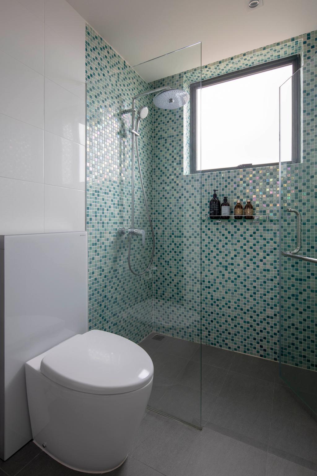 Contemporary, Condo, Bathroom, Pebble Bay, Interior Designer, Home Philosophy