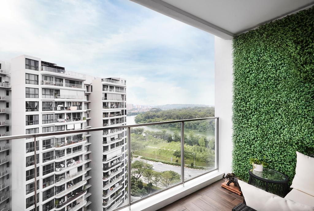 Modern, Condo, Balcony, Riversound Residence, Interior Designer, Icon Interior Design