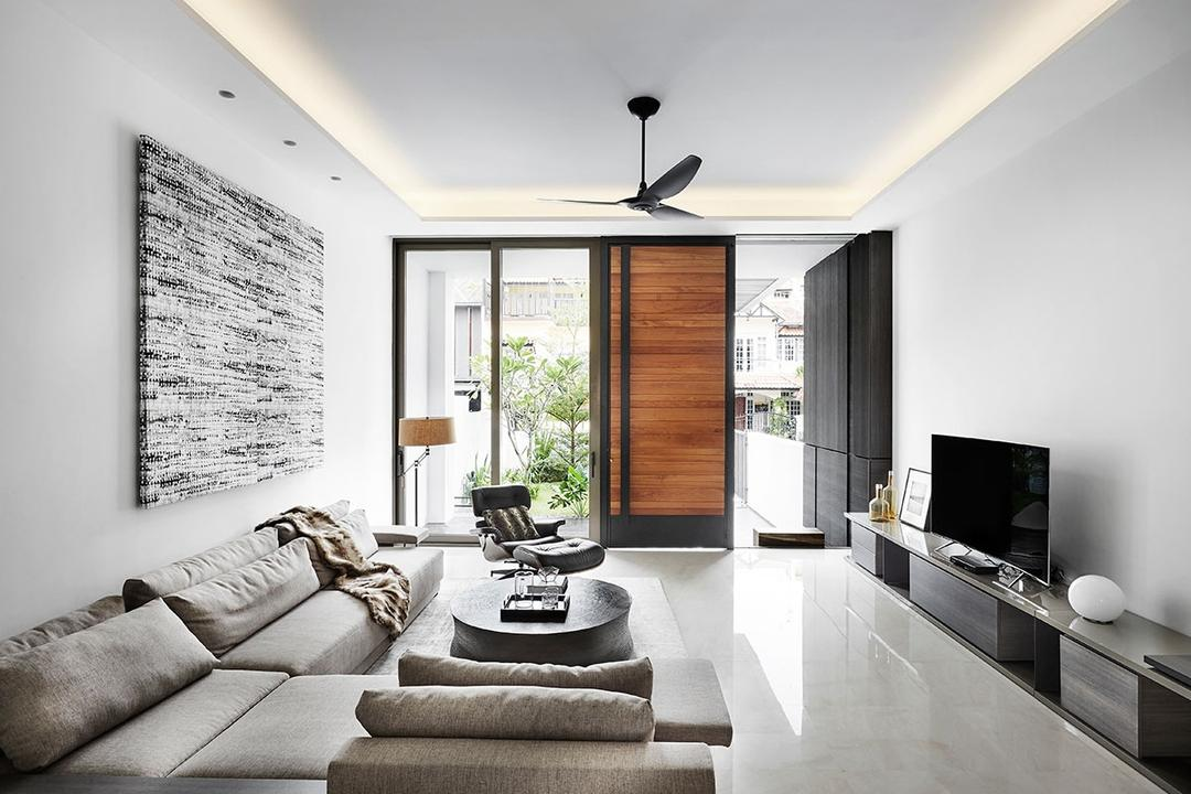 Jalan Langgar by Icon Interior Design
