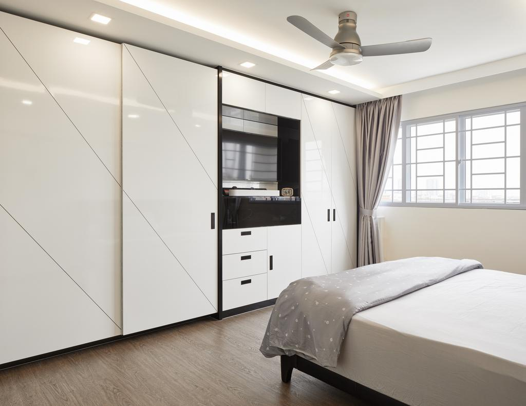 Contemporary, HDB, Bishan Street 12, Interior Designer, Absolook Interior Design