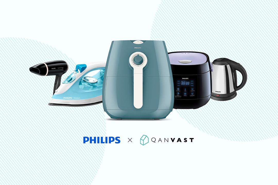 Redeem a Qanvast Home Starter Pack with Philips worth $600 6