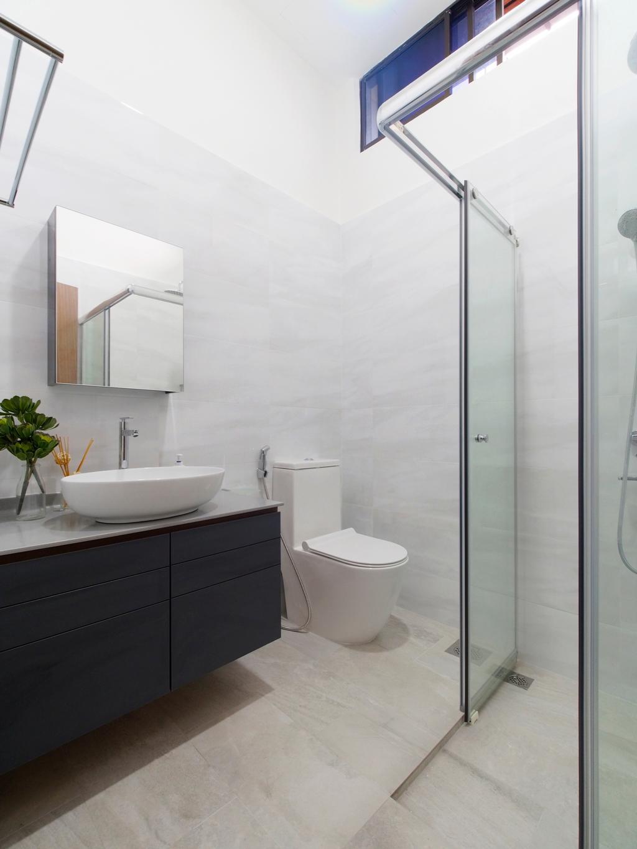 Contemporary, Landed, Fulton Avenue, Interior Designer, Urban Habitat Design, Modern