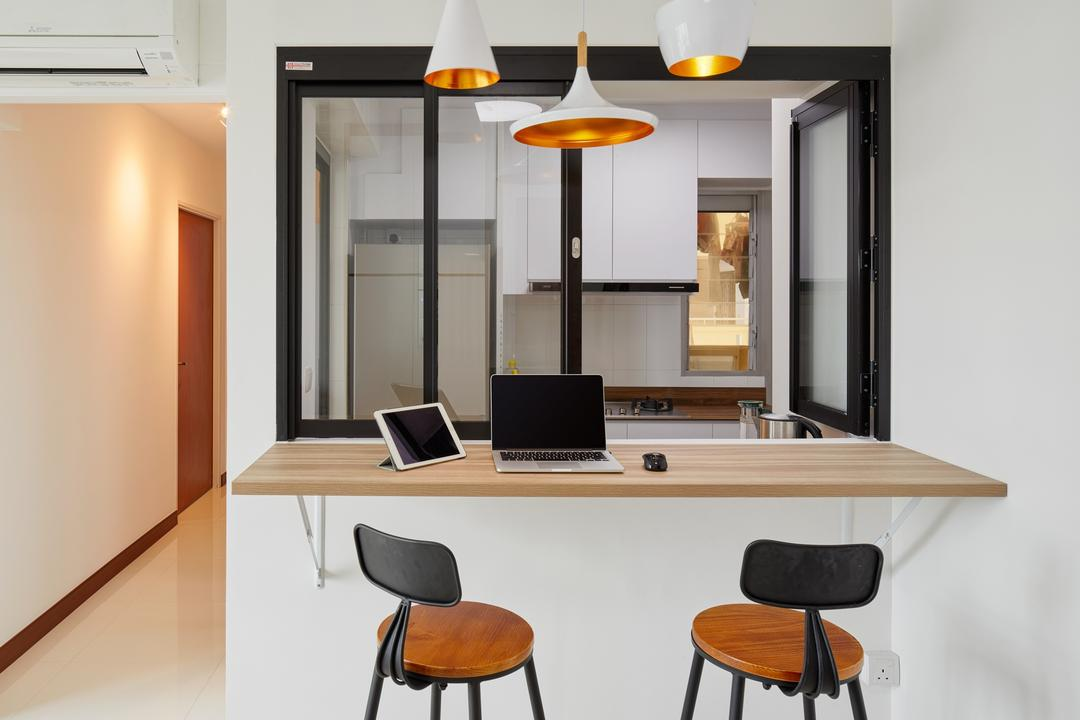 Clementi Ave 4 by Absolook Interior Design