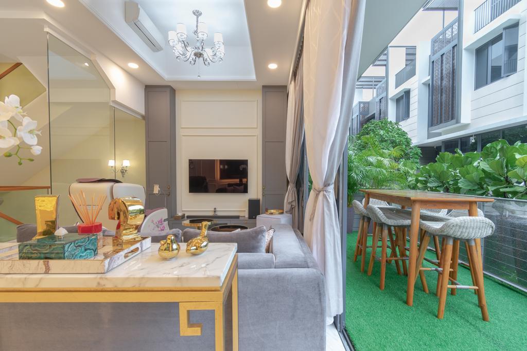 Contemporary, Landed, Balcony, Sunrise Terrace, Interior Designer, Imago Dei 3