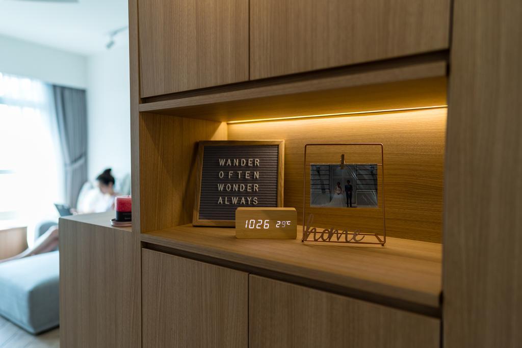 Scandinavian, HDB, Bedok North Street 4, Interior Designer, ELPIS Interior Design