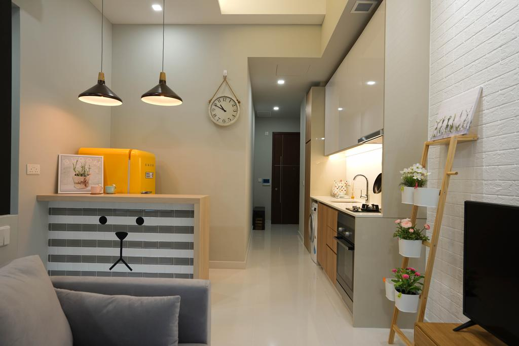 Contemporary, Condo, Adana @ Thomson, Interior Designer, ELPIS Interior Design