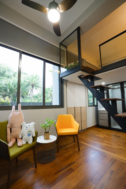 Contemporary, Condo, Adana @ Thomson, Interior Designer, ELPIS Interior Design