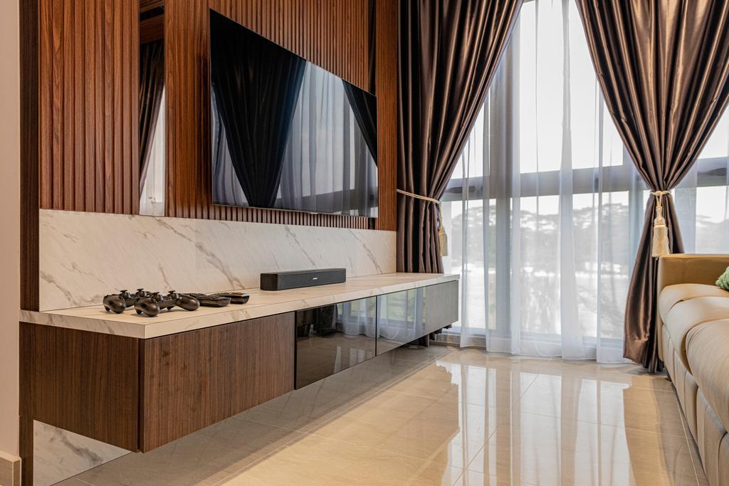 Contemporary, Condo, Living Room, Symphony Suites, Interior Designer, Zenith Arc