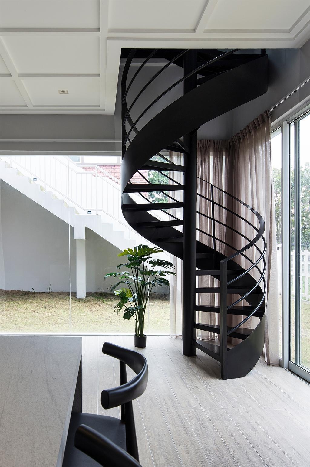 Vintage, Landed, Setia Eco Park, Setia Alam, Interior Designer, Box Design Studio Sdn Bhd