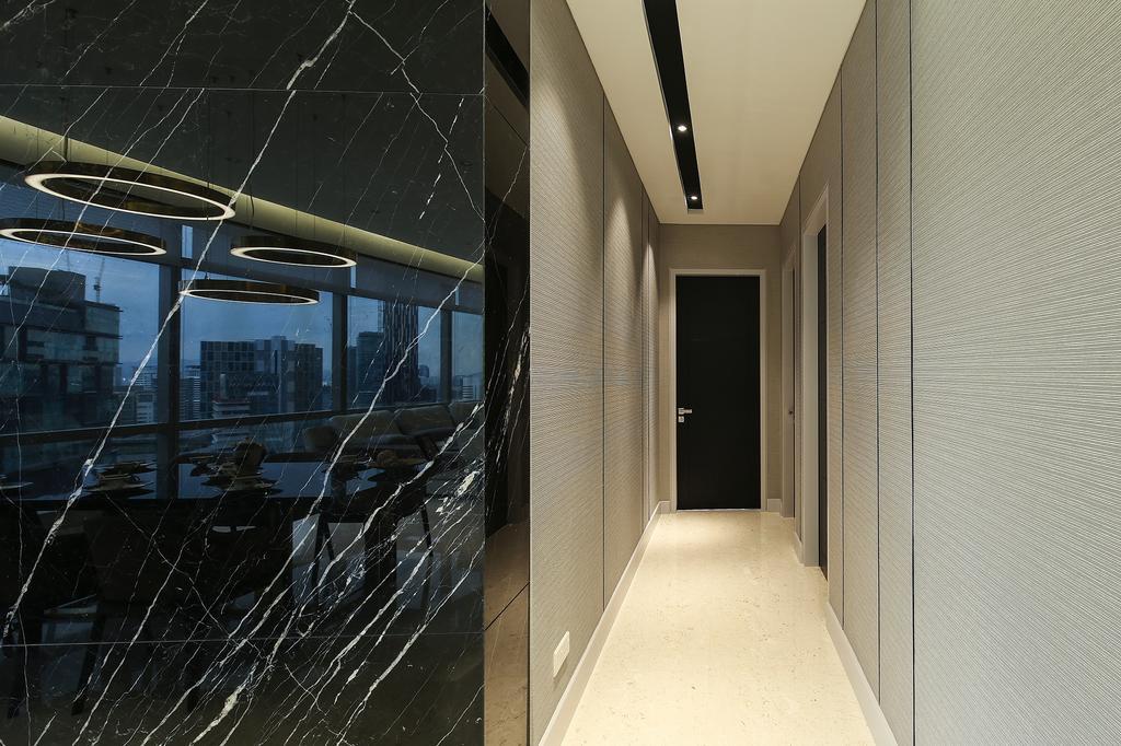 Modern, Condo, Banyan Tree Signatures, Kuala Lumpur, Interior Designer, Box Design Studio Sdn Bhd