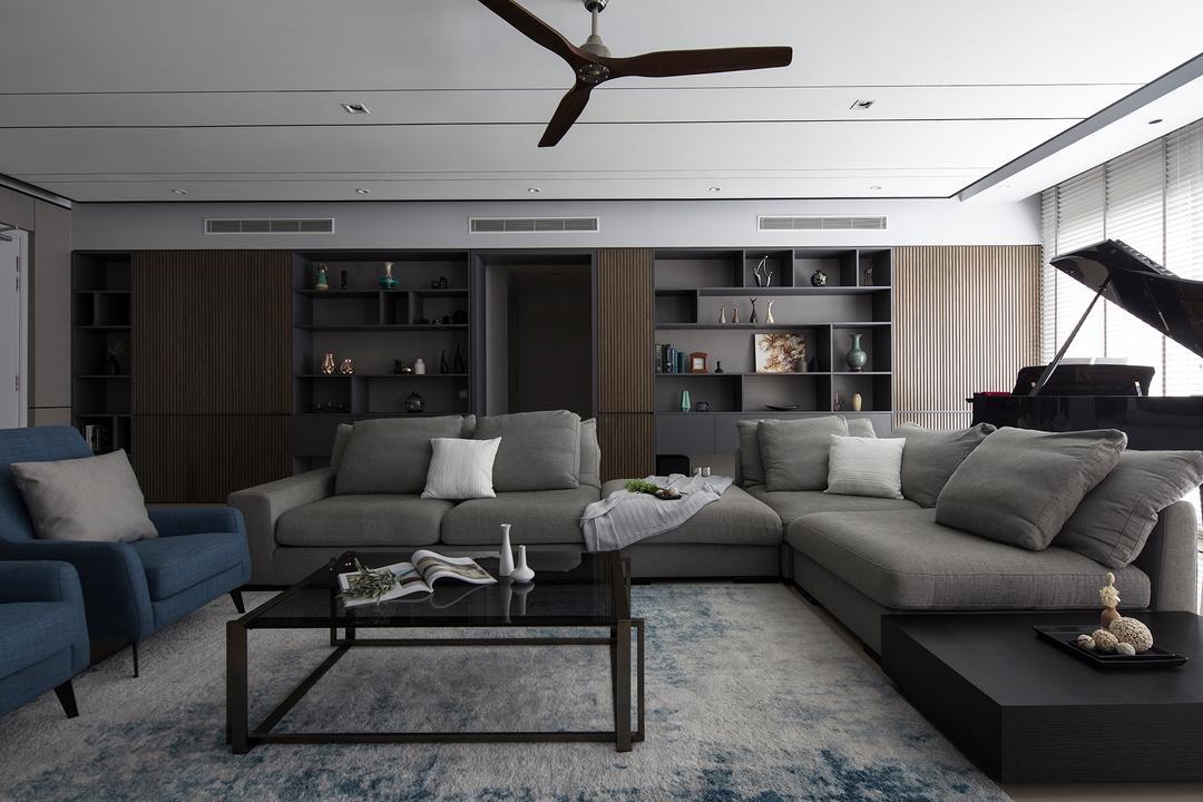 Pavilion Hilltop, Mont Kiara by Box Design Studio Sdn Bhd