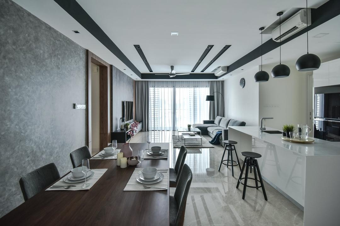 The Greens, TTDI by IQI Concept Interior Design & Renovation