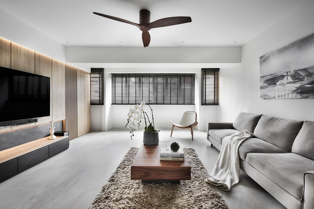 Tampines Street 12 (Block 149) by Icon Interior Design