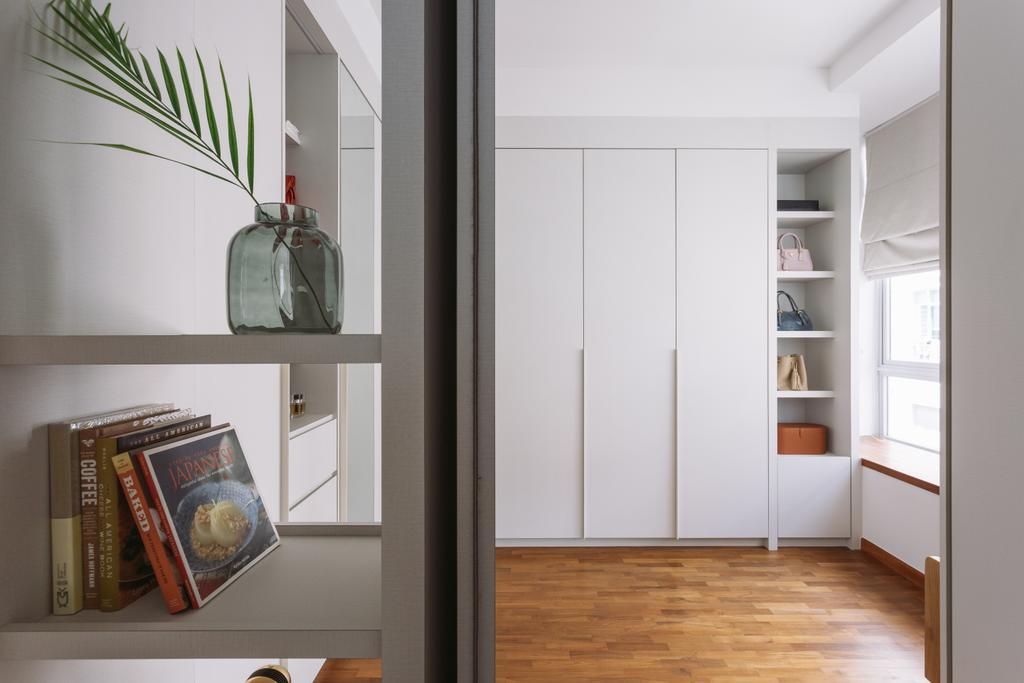 Scandinavian, Condo, The Amery, Interior Designer, Habit