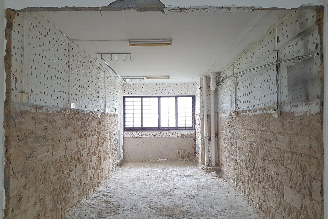 renovation terms commonly used singapore
