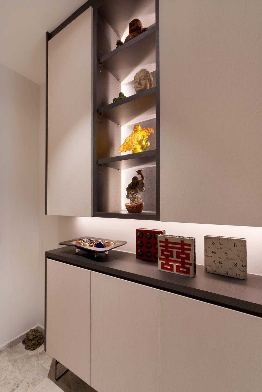 Contemporary, Condo, Bliss @ Kovan, Interior Designer, GB Interior Design