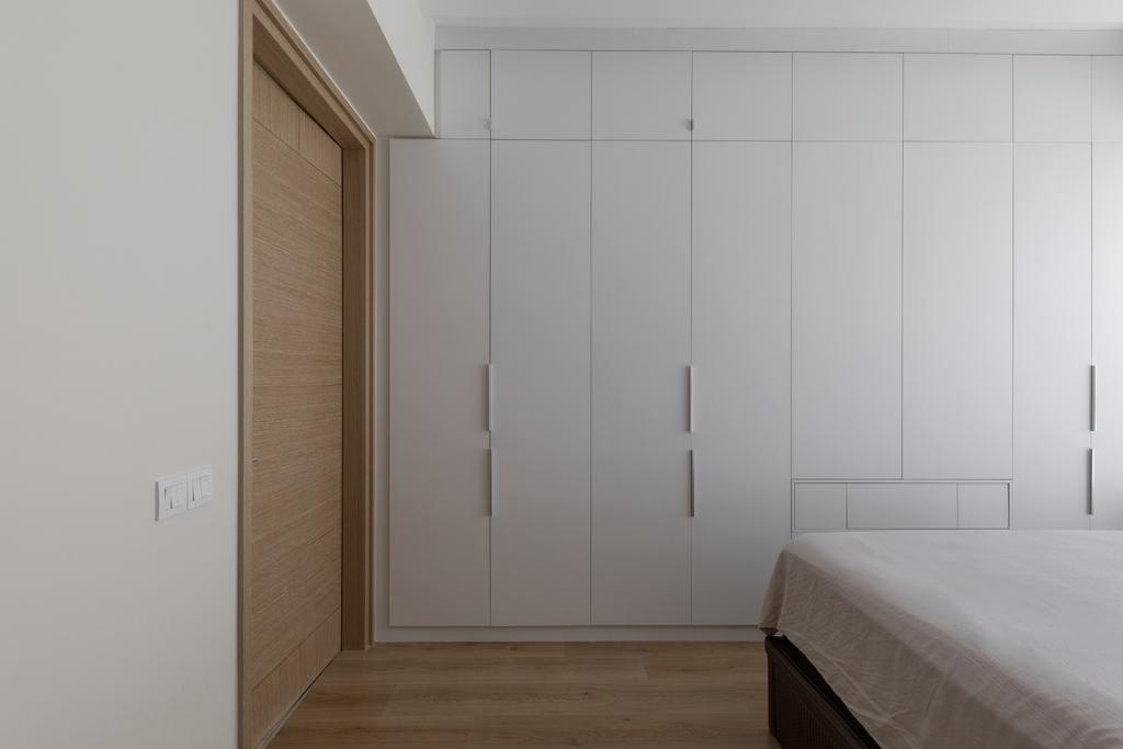 Scandinavian, Condo, Bedroom, Coco Palms, Interior Designer, ChanInteriors, Minimalistic