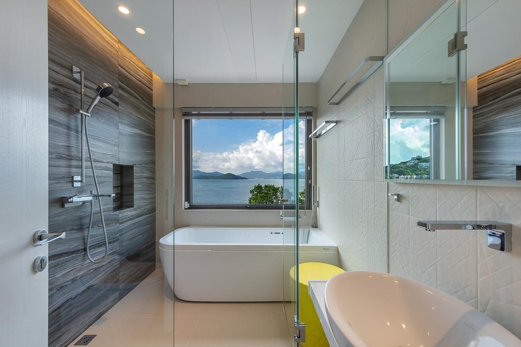 Sai Kung Solemar Villas A3 by am PLUS Designs Limited